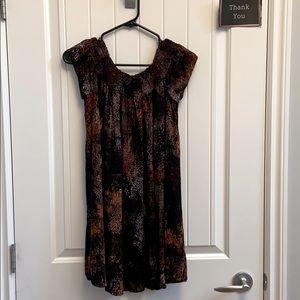 Talula floral babydoll dress
